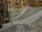 Сетка защитно-улавливающая для строек,  производитель,  Украина