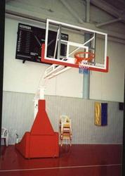 Стойка баскетбольная мобильная профессиональная,  оборудование для баск