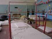 Брусья гимнастические женские разновысокие,  оборудование и снаряжение