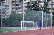 Сетки спортивные,  сетки оградительные разделительные на окна Киев