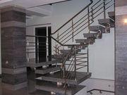 металические лестницы Куб