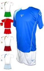 Футбольная форма  Mesuсa производится на лицензионных фабриках