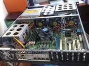 Xeon E3-1235 3.2Ghz (Socket LGA1155),  16Gb UDIMM DDR3 ECC 1333MHz