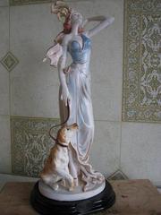 Реставрация керамических,  фарфоровых из композита: статуэток, ваз,  сувениров,   декор