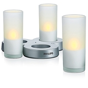 Светильники Philips Imageo CandleLights,  белый,  3 set:  69108/60/PH