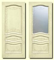 Двери Леона ваниль