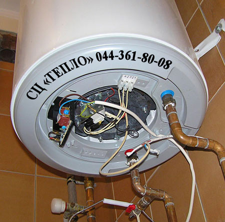 Ремонт проточного водонагревателя electrolux своими руками