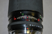 Sigma Multi-Coated 1:2.8 135mm Pantel Pan-Focus