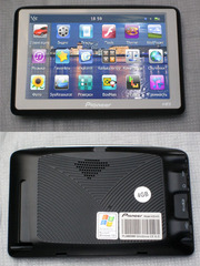 Распродажа! Две модели 5 дюймов GPS-навигатор с ТВ-тюнером Pioneer  TL