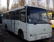 Предлагаю услуги по перевозке пассажиров автобусом Богдан