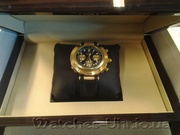 MONTEGA Yellow Gold 18Kt. Chrono Cal. 2047 57 RUBIS (limited edition)