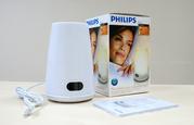 АКЦИЯ!Cветовой будильник Philips Wake-up Light,  доставка бесплатно!
