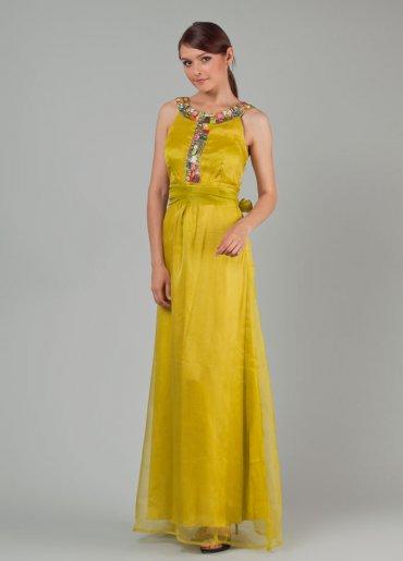 Летние платья и сарафаны 2012 с