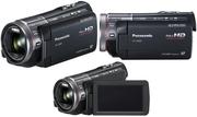 Panasonic HC-X900EE с сенсором 3MOS