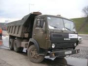 Вывоз строймусора,  гузовые перевозки - Самосвал Камаз