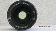 ОБЪЕКТИВ МС МИР-24Н 2/35 mm под Nikon, Киев-17, 19, 19м, 20.НОВЫЙ!!!