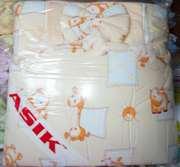 Детские постельные комплекты в кроватку ТМ «ASIK»№145