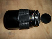 Alcor 200 mm f1:3.3 MC Auto M42