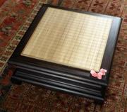 Подарок - столик для игры в Го (Гобан) и предметы интерьера под заказ
