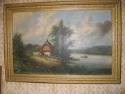 Продам картину город киев