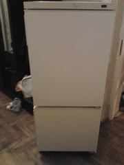 Холодильник компрессорный двухдверный рабочий