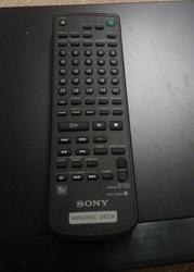 Минидисковая дека Sony MDS-JB930.  Цвет черный