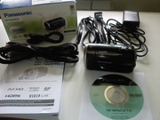 Panasonic HDC-SD40KCP Full HD черная