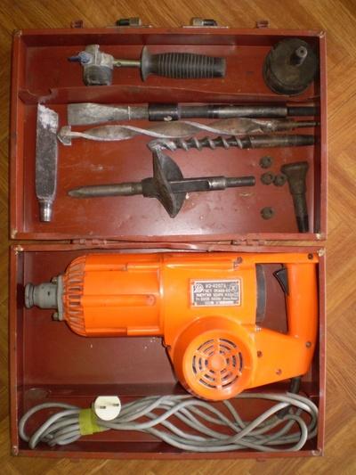 отбойный молоток из 4207 a
