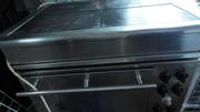 элетрическая промышленная плита