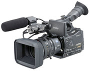 профессиональная видеокамера sony z7