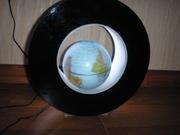 светильник -магнитный глобус