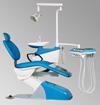 Smile Mini 04 стоматологическая установка с креслом SK1-01 на 5 инстру
