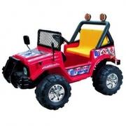 Он вернулся! электромобиль Jeep A15