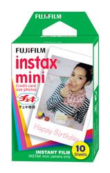 Кассеты Fujifilm Instax mini glossy