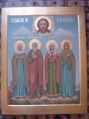 Иконы,  иконостасы на заказ,  реставрация,  золочение,  сувениры из дерева