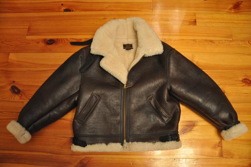 Купить зимнюю кожаную куртку 11
