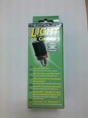 Управляемый выключатель для лампового патрона