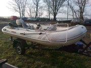 Продам лодку SUZUMAR