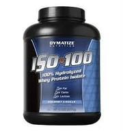 ISO 100 - чистый изолят сывороточного протеина