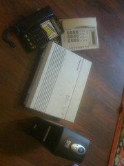 Срочно продам мини-АТС Panasonic