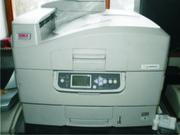 срочно принтер лазерный ОКИ 3100,  7400,  9600