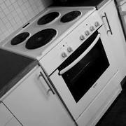 Установка электрической плиты Вышгород. Установка,  подключение плиты