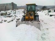 Вывоз снега Киев. (067)5012805 Уборка снега Киев.