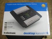 Продам t.c.electronic Desktop Konnekt 6