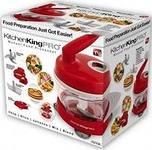 Универсальный ручной кухонный комбайн Kitchen King Pro
