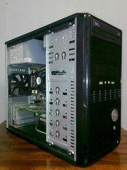 Игровой Pentium4 на системной плате Asus P5GL-MX.    800 грн.