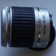 SMC Pentax FAJ  28-80mm 1:3, 5(22)-5, 6(38)