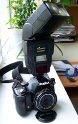 Promacter FTD 7000M TTL Dedicated Flash для Pentax