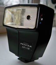 Pentax AF-16 Shoe Mount Flash
