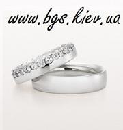 Обручальные кольца на заказ. Изготовление ювелирных изделий на заказ